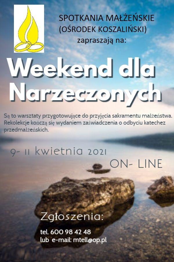 weekend dla narzeczonych